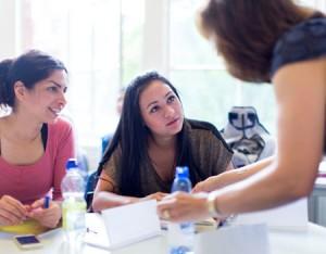 English Language Training on site