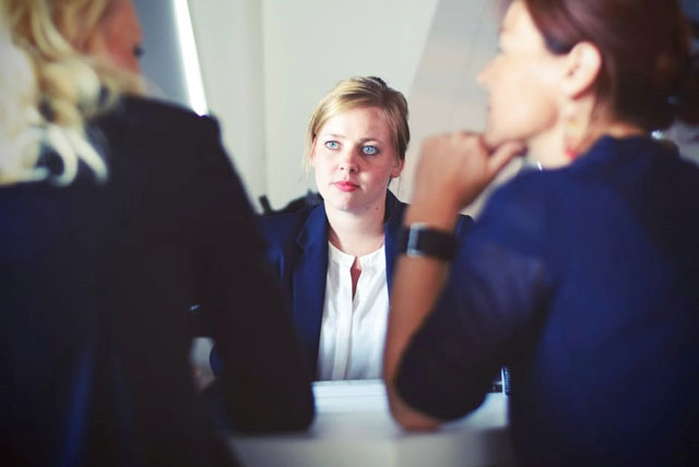 Business English Training for Interviews