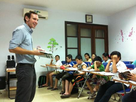 TEFL Certificate Training Course