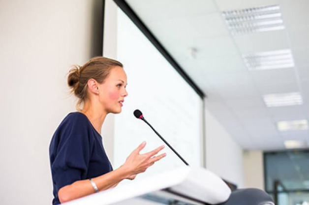 Public Speaking Skills Course for Non-Native Speakers of English