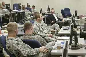 Onsite Workplace English Training - English For the US Army and Airforce