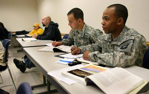 Military English Training For the US Army and Air Force