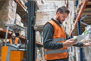 Onsite Workplace English Training - English for Warehouse Workers