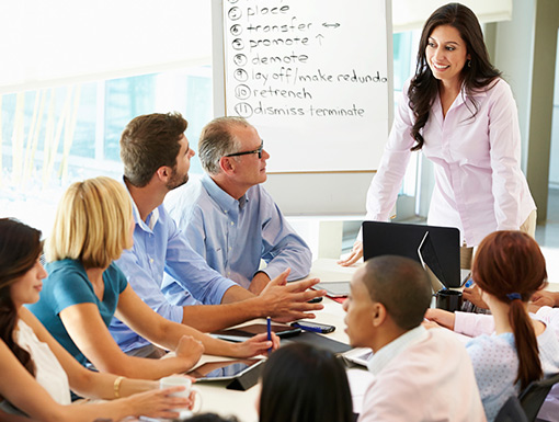 Customized Onsite Language Training for employees