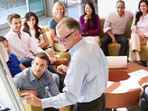What is Customized Workplace Language Training?