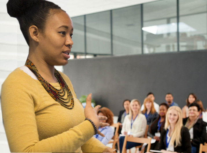 English classes for Employees and Presentation Skills