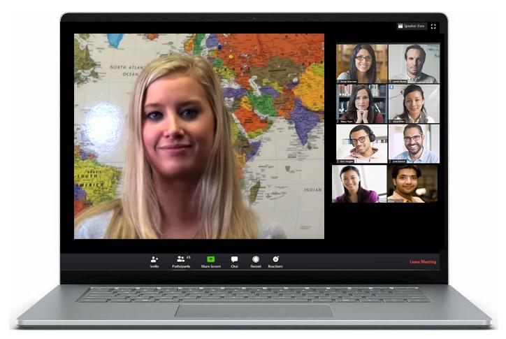 Corporate Language Training Online