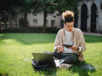 Improvide during online English training